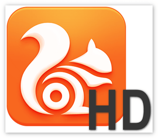 Logo Uc Browser HD