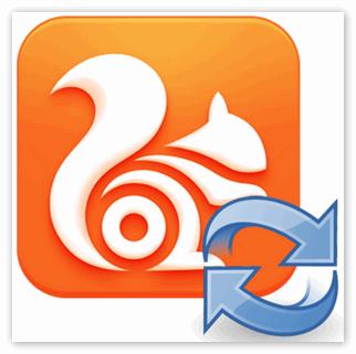 Обновление приложения Uc Browser